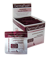 DermaFlush Saline
